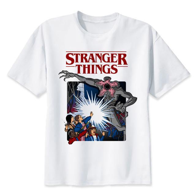 1bfcda36 Stranger Things South Park T Shirts Men New Summer High Quality T Shirt  Casual Shirt Funny Print O Neck Print Tshirt Men Tops T Shirt Shirt Awesome T  Shirts ...