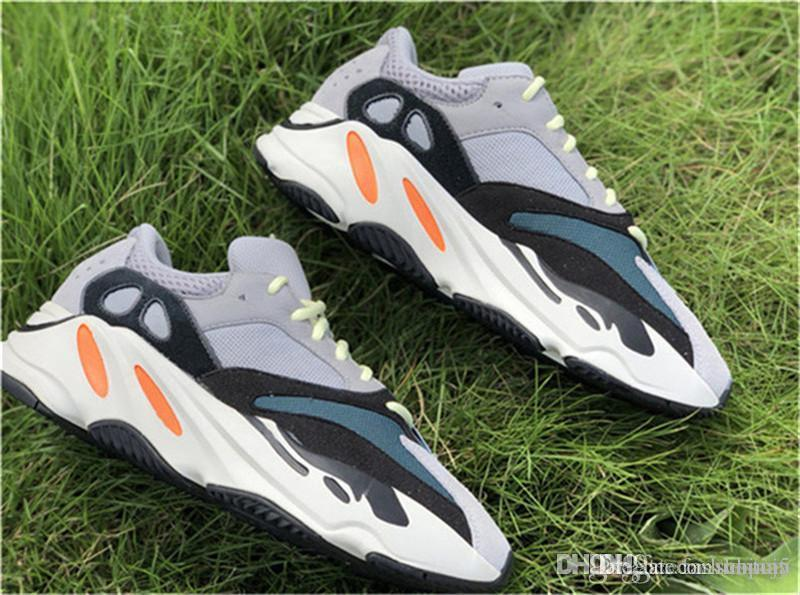 c2a705a4bbb06 2018 Authentic Originals 22Yeezy 700 Kanye West Wave Runner 700 ...