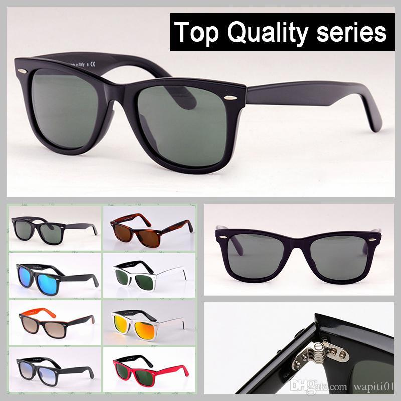 classic model sunglasses top quality made real acetate frame real glass lenses sun glasses with all packages, accessories, everything!