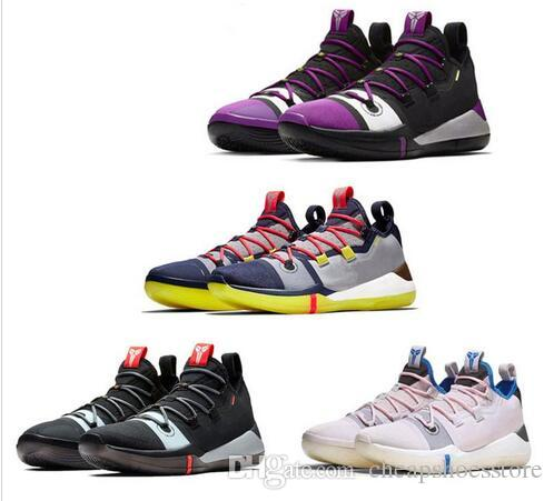 1ec6b4a4f007 New Kobe Black Toe Mens Basketball Shoes High Quality Kobe Bryant EP Mamba  Day Sports Sneakers With Box For Sale Jordans Shoes Sport Shoes From ...