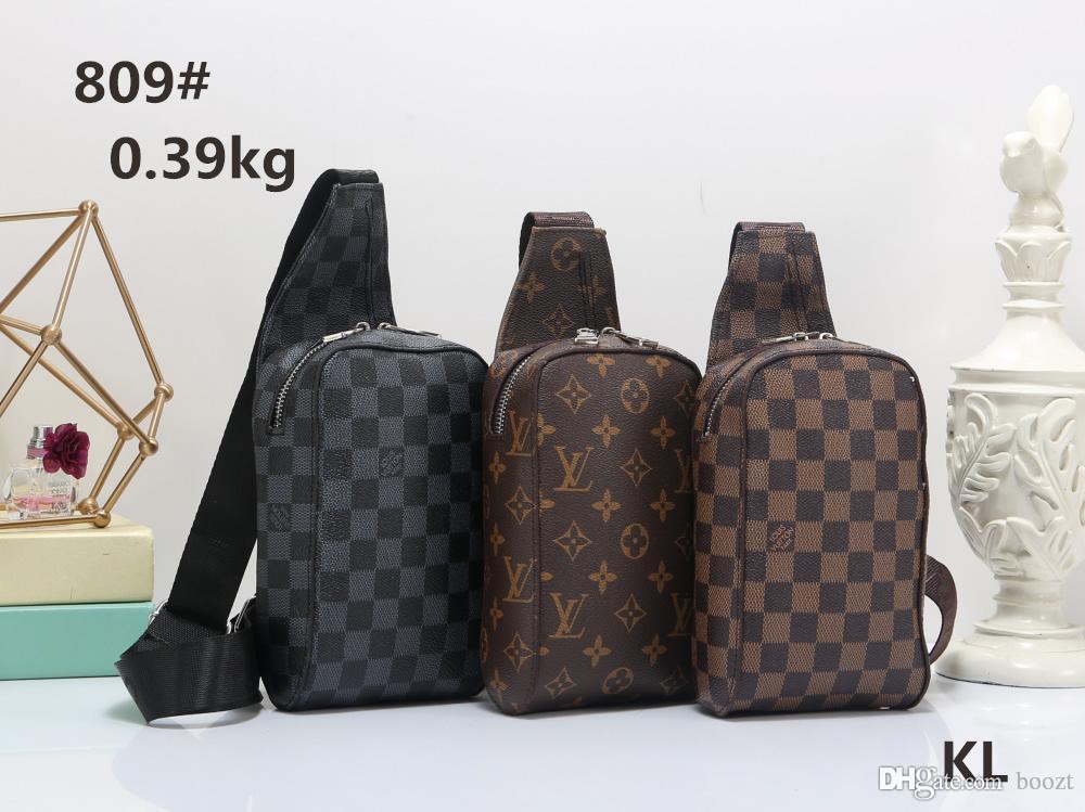 0ffc99f6ab3e Chest Bag Men   Female Sling Messenger Bag Fashion Travel Crossbody Bag  Sport Running Waist Pack Pouch Men Belly Belt Bags L809 Backpacks For  College Women ...