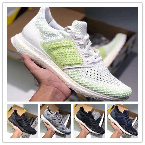 reputable site 6f842 2bdcd 2018 Newest Ultra boost Clima Triple Black Casual shoes Men Women High  Quality Ultra Boost LTD Hypebeast Primeknit Black EUR36-45