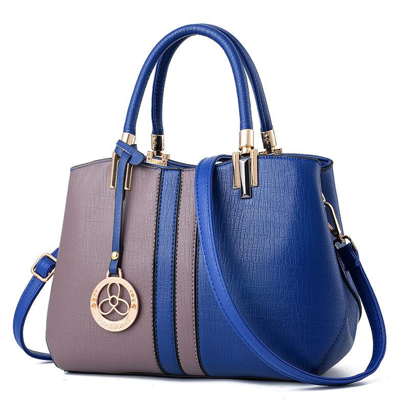 0f7b59a8e Designer Handbags High Quality Women Bag Fashion LadiesBig PU Leather Lady  Shoulder Bag Women's Tote Gifts