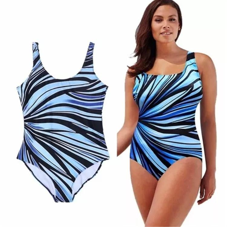 ef34c7737b425 2019 Summer Sexy Backless Lace Up Bathing Suits Charm Women Ladies Girls  Solid Color Beach Wear One Piece Bikini Swimsuits 5XL From Outdoorsport9,  ...