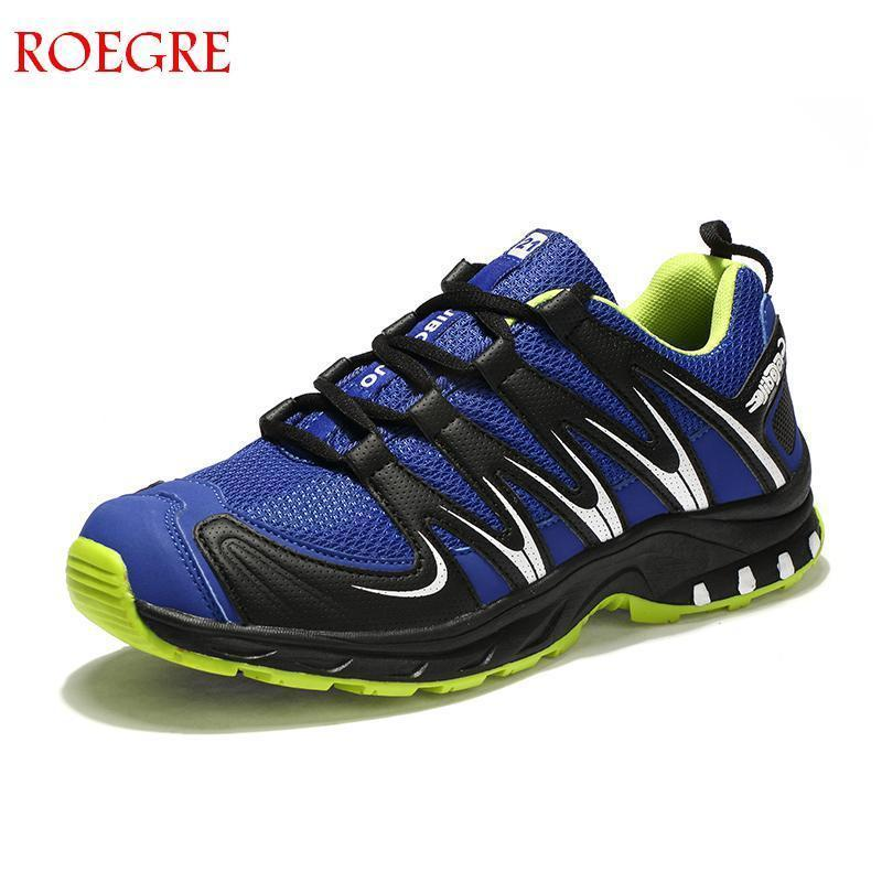 Autumn Hiking Shoes Men Waterproof Shoes Wear-resisting Climbing Mountain Shoes High Quality Leather Sneakers Man Trekking Boot Men's Shoes Shoes