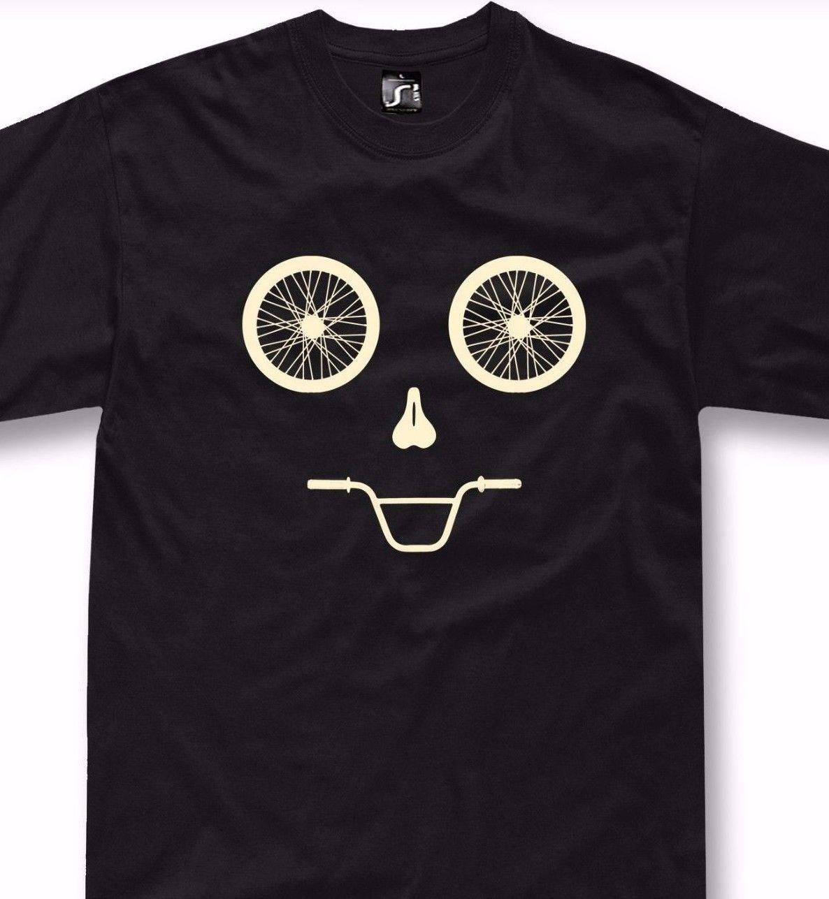 7eb8f8f5f Funny Bicycle T Shirt Mtb Mountain Bike Gift Bmx Funny Face Cycling Tshirt  Clever T Shirts Best Tee Shirts From Corporatestore75, $11.48  DHgate.Com