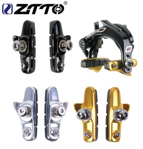 ZTTO Light-Weight Road Bike Folding Bicycle Parts Brake Shoes Pads for Parts k7 Tertro C-Brake Caliper