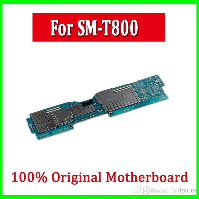 Original For Samsung Galaxy Tab S 10 5 T800 WIFI Motherboard,Europe Version  For Samsung Galaxy T800 Logic Board