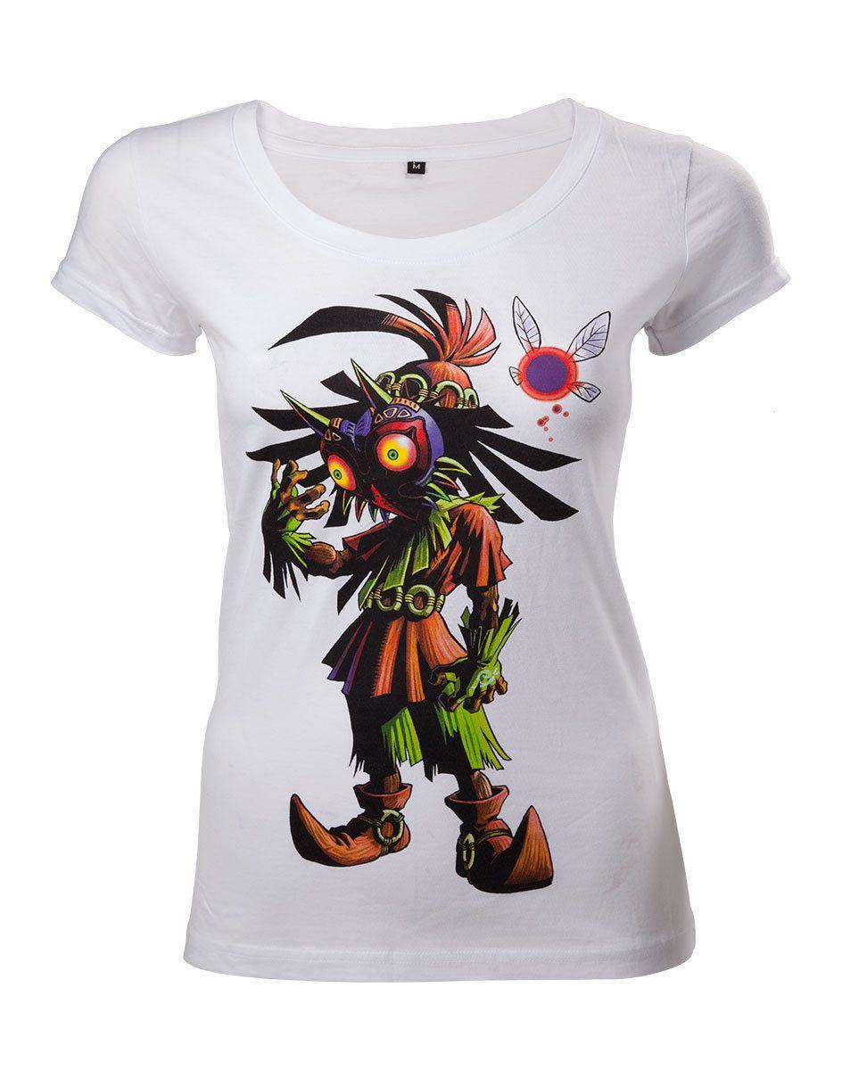 3bd6c551a98 Top Tee Zelda T Shirt Femme   Woman Taille   Size S BIOWORLD MERCHANDISING  24 Hour Tee Shirts T Shirts T Shirts From Emisaputr