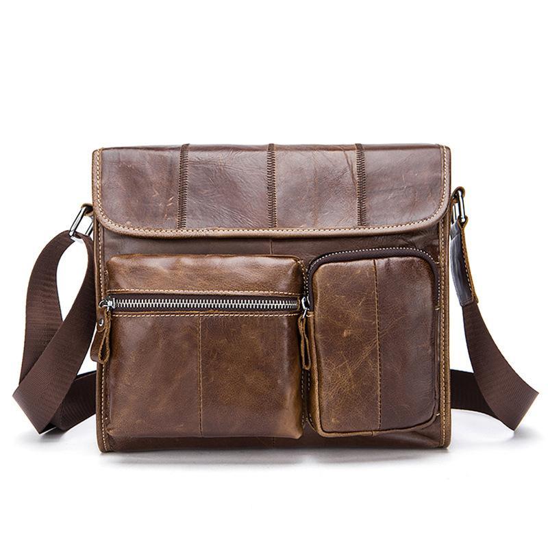 39bce597e3fc Cheap Handmade Leather Messenger Bags Best Messenger Bags Waterproof Girl