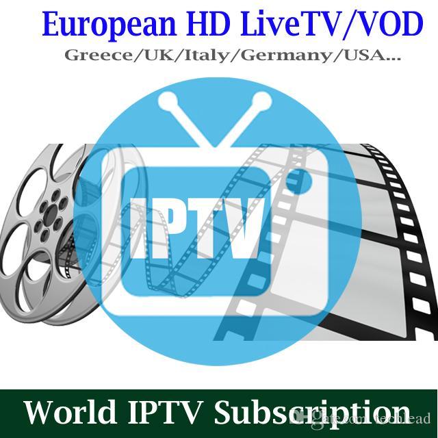 ATV HD Greek Channels Subscription Turkish UK USA Germany Albanian Italian  Greece Arabic European IPTV Package