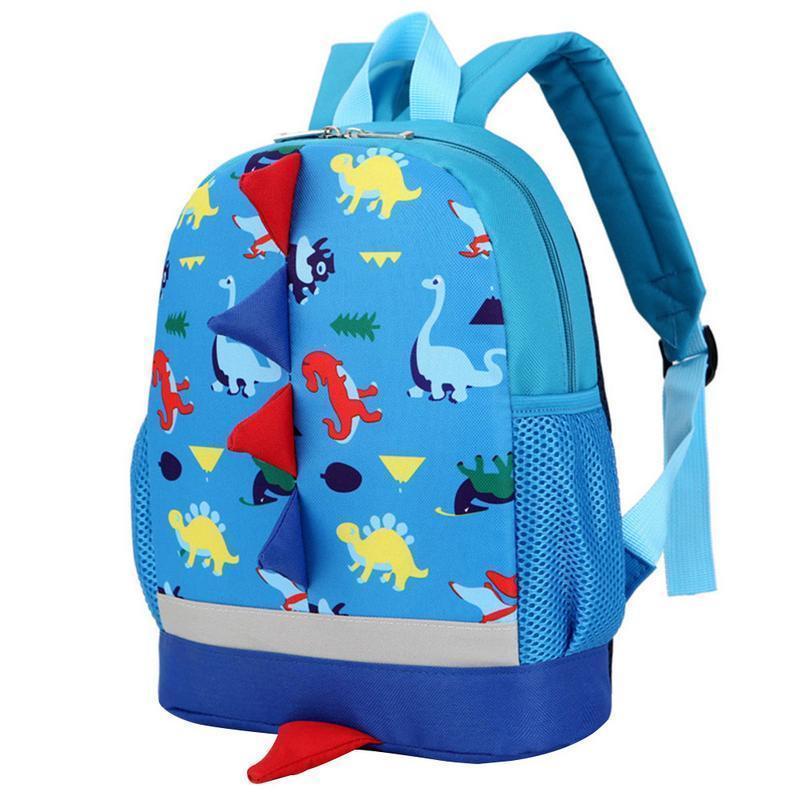 a29b86ba0b06 Dinosaur Children Backpack For Boys Girls Kids Kindergarten ...