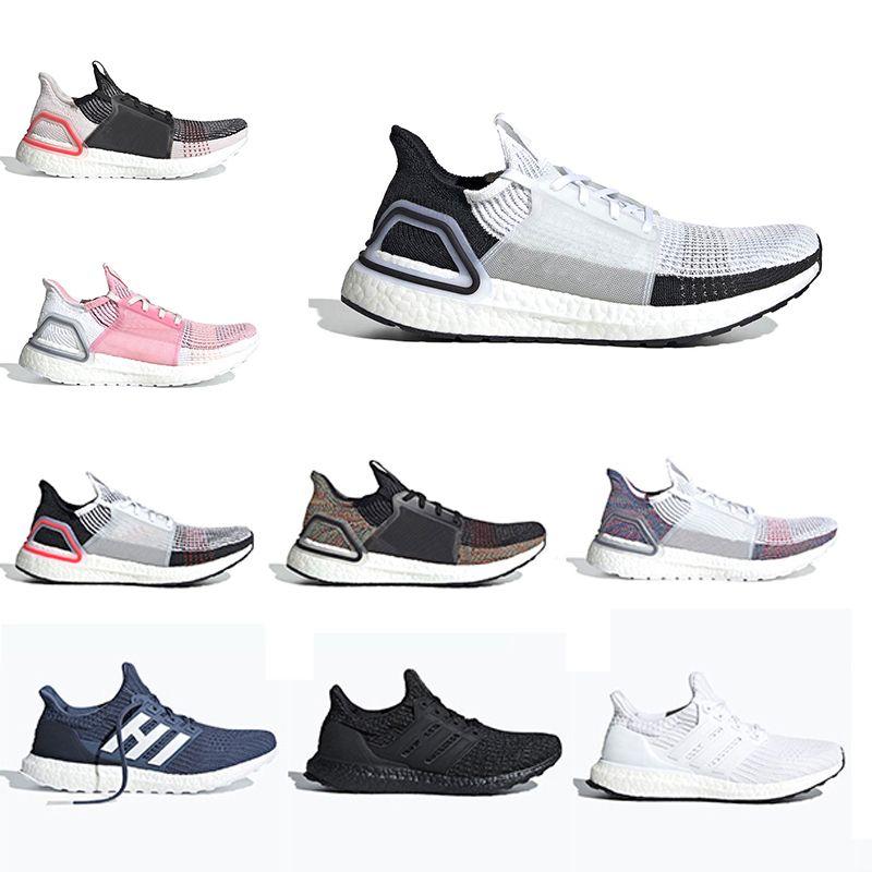 1128e6ac31be3 2019 Ultra Boost 19 Men Women Running Shoes Ultraboost 5.0 Laser Red Dark  Pixel Core Black Ultraboosts Trainer Sport Sneaker 36 45 Mens Running Shoe  Sports ...