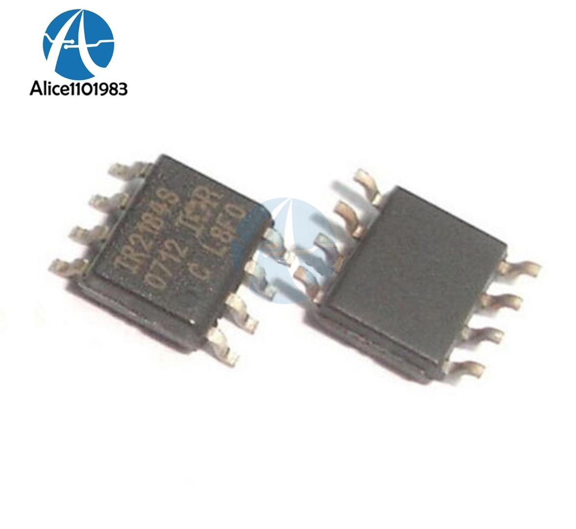 10PCS lot IR2184 IR2184S SOP-8 2184 HALF-BRIDGE DRIVER SMD IC Chips  Original Integrated Circuit