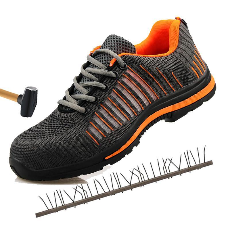 énorme réduction 0af81 c7f51 Chaussures de sécurité Chaussure de sécurité indestructible pour hommes  travaillant