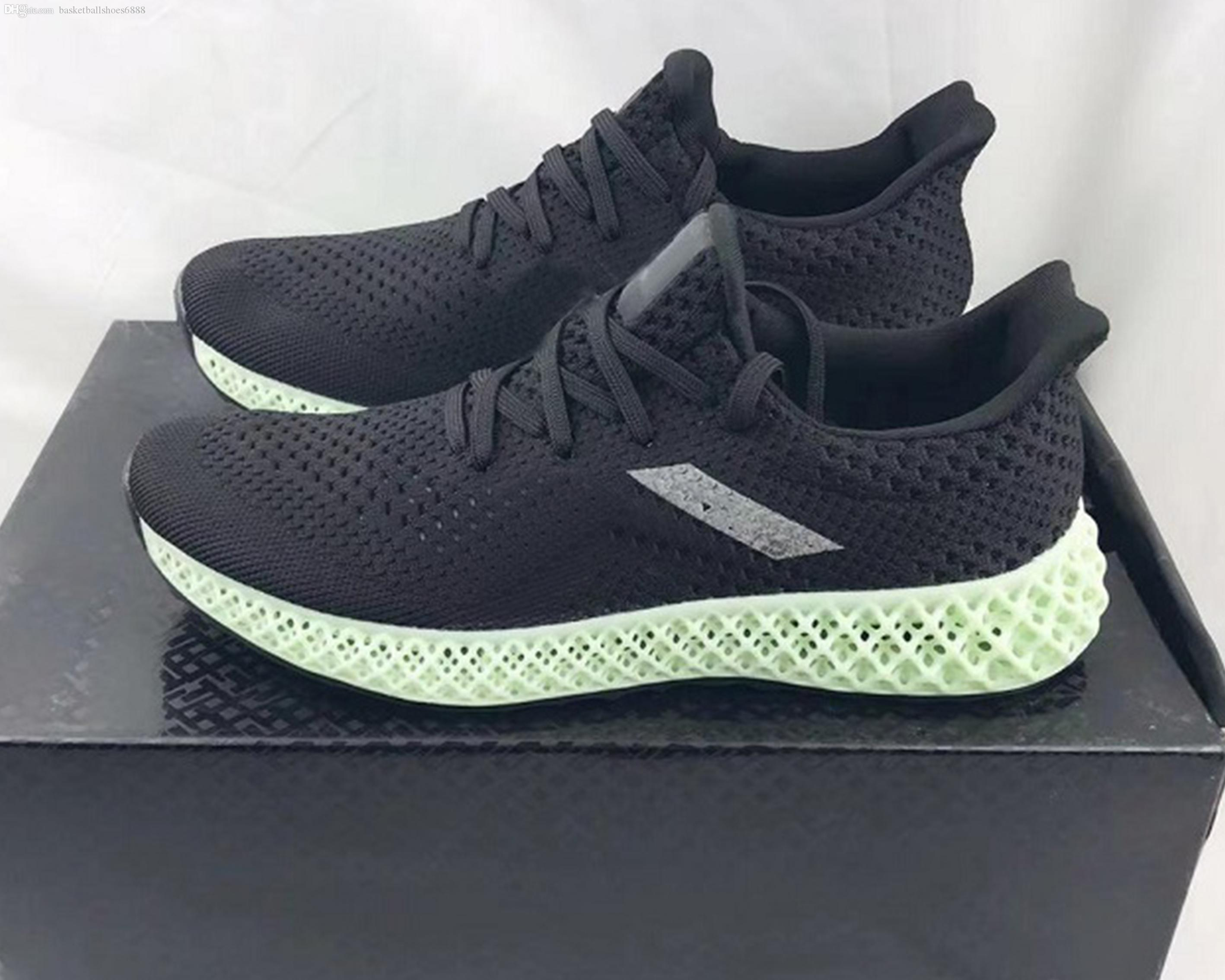 d97c88376492a Wholesale Alphaedge 4D Futurecraft Asw Y 3 Runner Y3 Jogging Shoes Mens  Outdoor Casual Shoe With Box Cheap Shoes Online Summer Shoes From ...