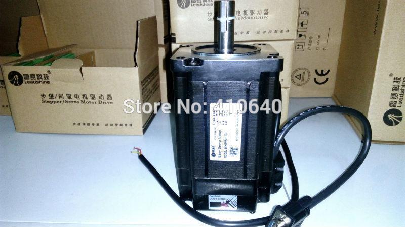 Leadshine motor 86HBM80-EC equal to 86HS80-EC 1 8 degree 2 Phase NEMA 34  with encoder 1000 line and 1 0 N m torque