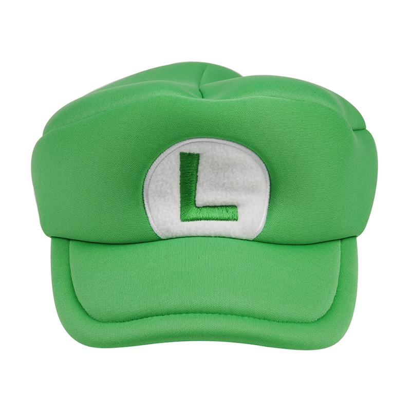 d0bc7d88569 2019 Gifts Kids Anime Super Mario Odyssey Cappy Hats Bros Luigi Waluigi  Wario Caps Sponge Soft Cosplay Costume For Adults Kids Party Accessories  From ...
