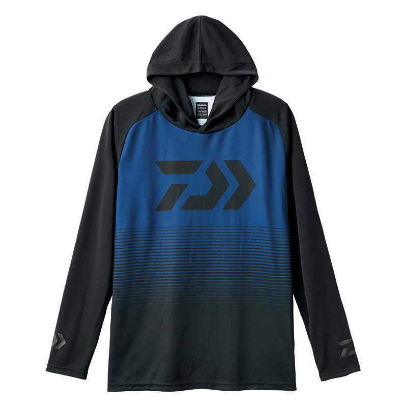 8e9e99cf 2019 Daiwa Brand Summer Fishing Hooded Clothing Quick Dry Ice Cool Zipper  Sun Protection Long Sleeve Hiking Hooded Fishing Shirts From Peniss, ...