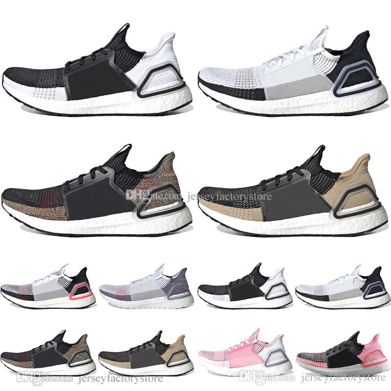 3eb7e85a2 Sale 2019 Ultra Boost 19 Laser Red Refract Oreo Mens Running Shoes ...