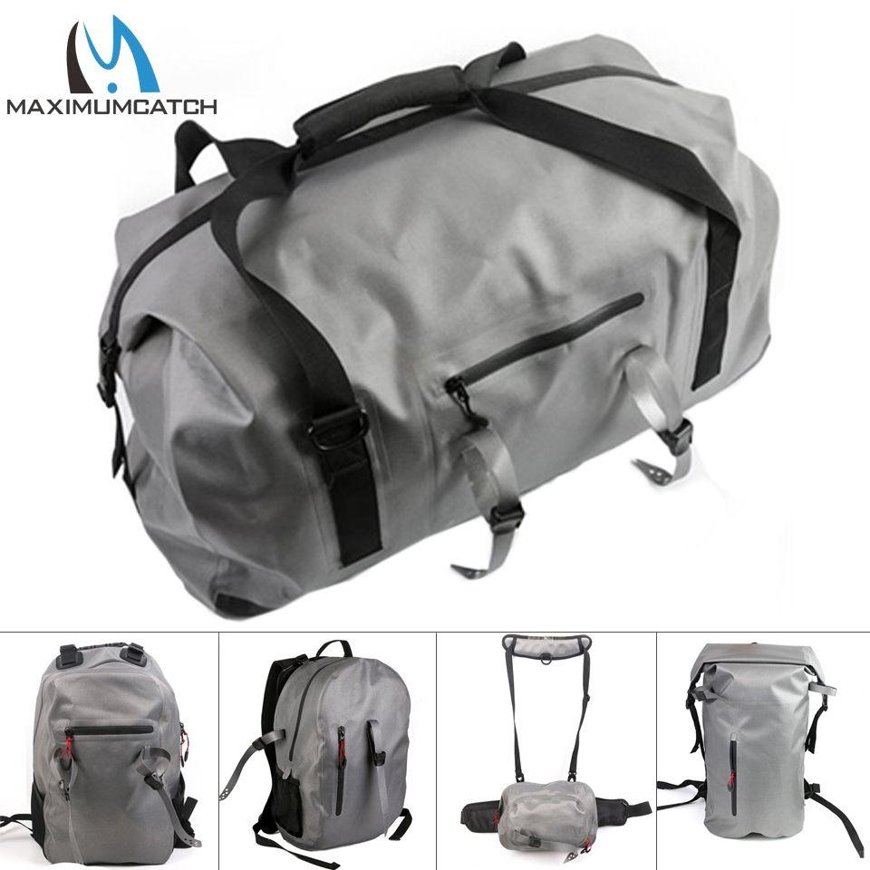 Maximumcatch Airflex 100% Waterproof Fishing Bag 840D Polyurethane  Multifunctional Backpack Duffel Waist Bag Fishing Tackle  123145 UK 2019  From ... 0084021d1f24e