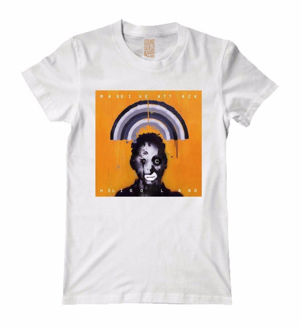a0420c1d8eefd Compre 7 Diseños De Ataque Masivo Punk Rock Camiseta Blanca 3d Mma Fitness  100% Algodón Heavy Metal Print Camiseta Xxxl Hombres Mujeres Escarabajo  C19022301 ...