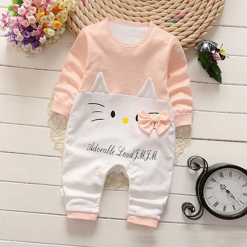 75fd495a2a95 2019 Good Quality Fashion Summer Baby Romper Clothing Body Suit ...