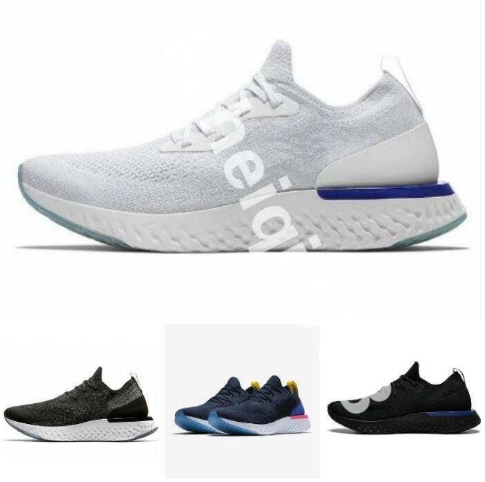 d4db84619655 2019 Epic React Instant Go Fly Men Causal Shoes Trainer Designer Breathable  Sport Sneakers Walking Shoes Mesh Jogging Mens Womens Sneaker Shoe Sale  Shoes Uk ...