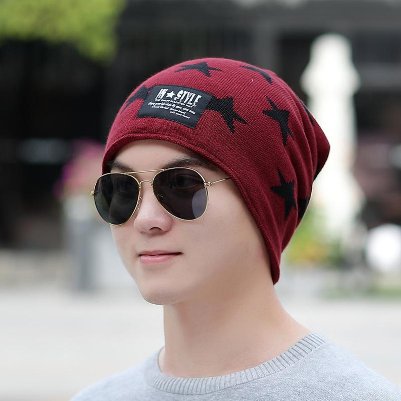 High Quality Winter Hats For Men Beanies Knitted Cute Hat Girls ... 891652af37b
