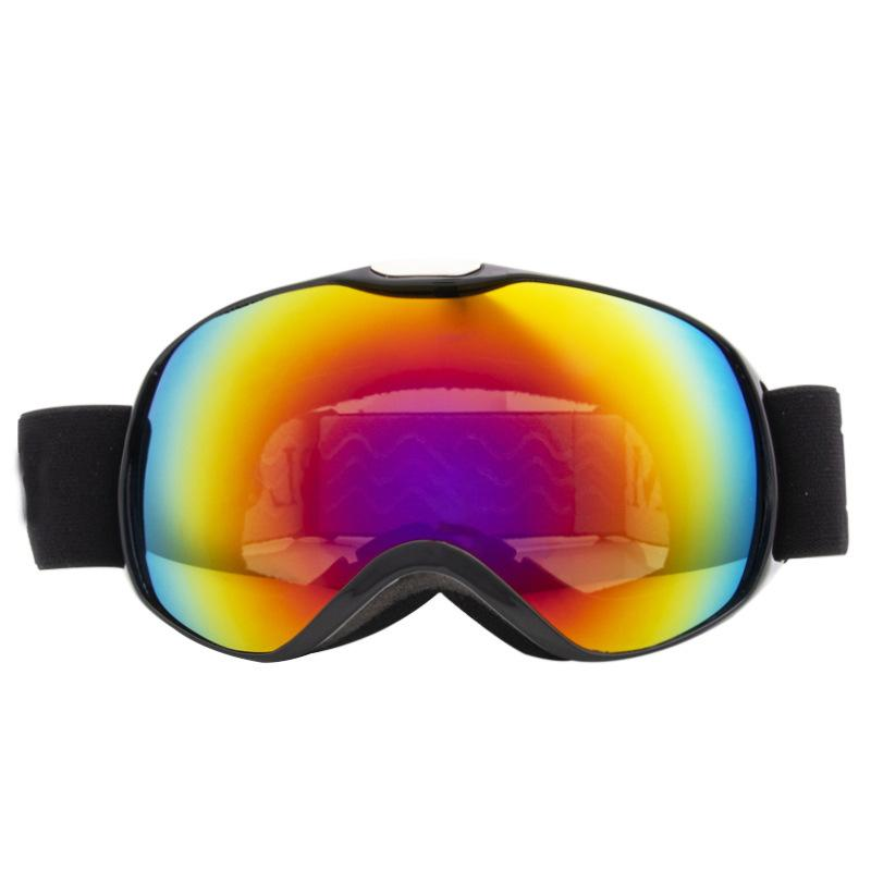 ab0fb3129fa4 2019 VANREE Brand Ski Goggles Double Lens UV400 Anti Fog Skiing Eyewear  Children Mask Snow Glasses Kids Skiing Snowboard Goggles 015 From Ranshu