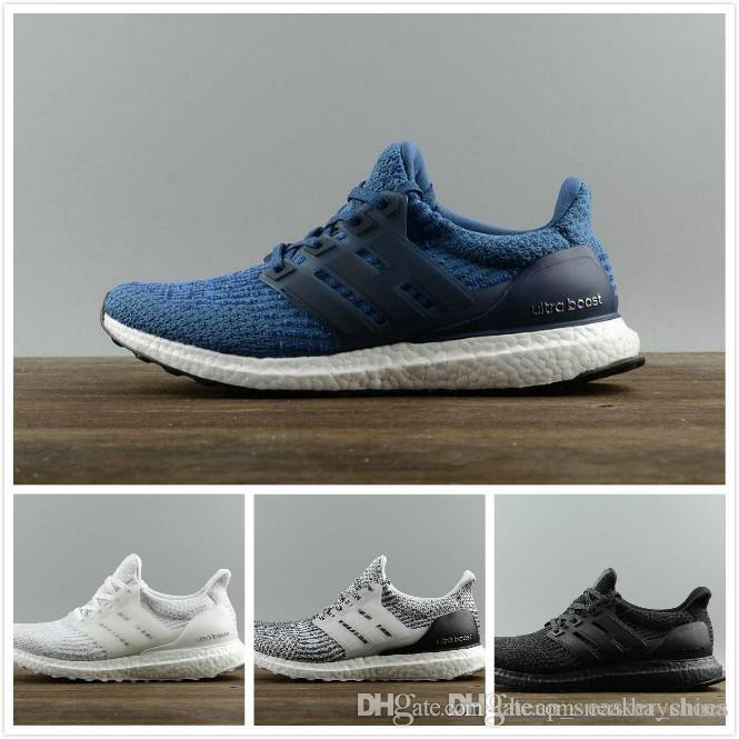 bc2c2c5f1aa High Quality Ultraboost 3.0 4.0 Uncaged Running Shoes Men Women ...