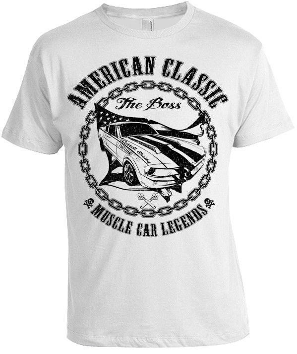 06a24076 American Classic T Shirt Mens Womens Gift Xmas Biker Retro Muscle Car  Legends T Shirt Sites Quirky T Shirts From Lefan10, $14.67| DHgate.Com