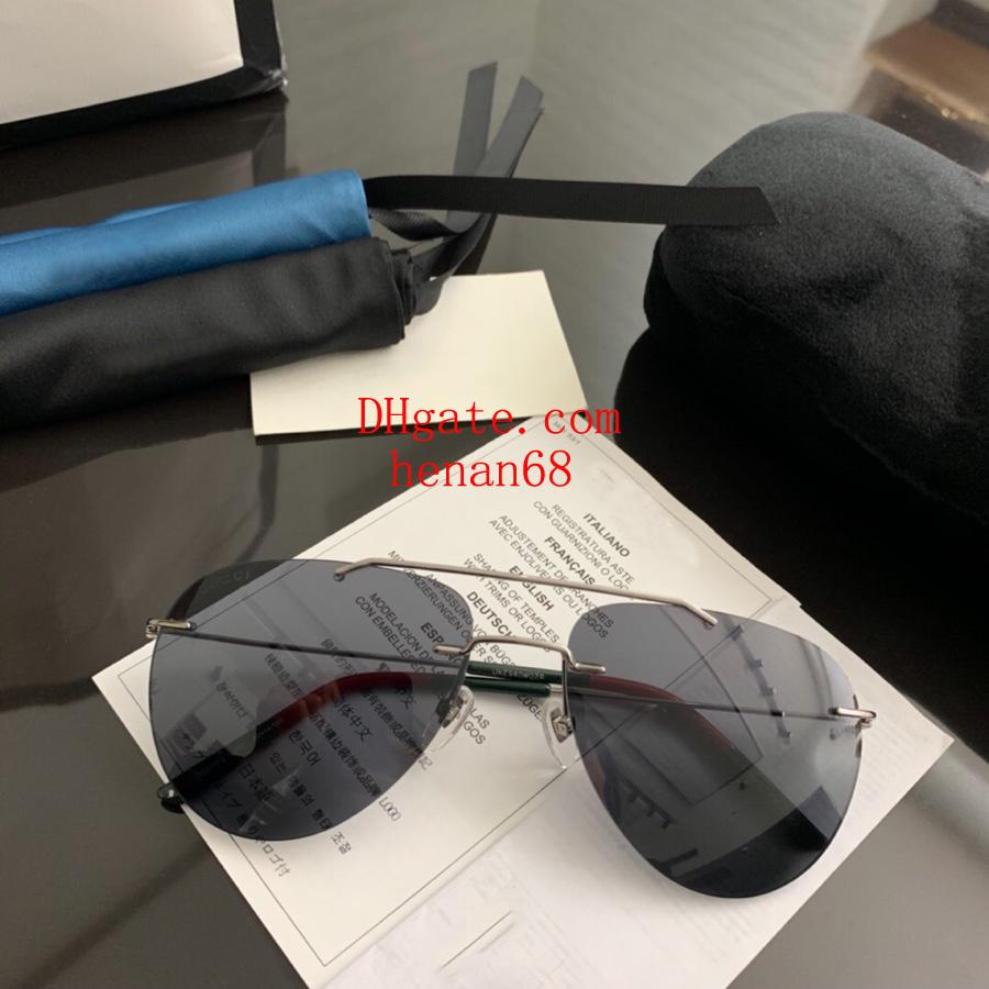 1e19f4cba7f Men And Women Luxury Designer Sun Glasses New High Quality Fashion ...