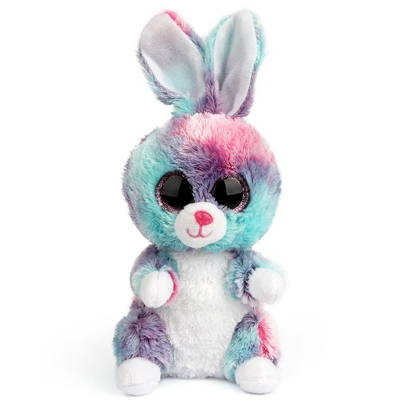 28b98322923 Ty Beanie Boos Stuffed   Plush Animals Colorful Rabbit Toy Doll ...
