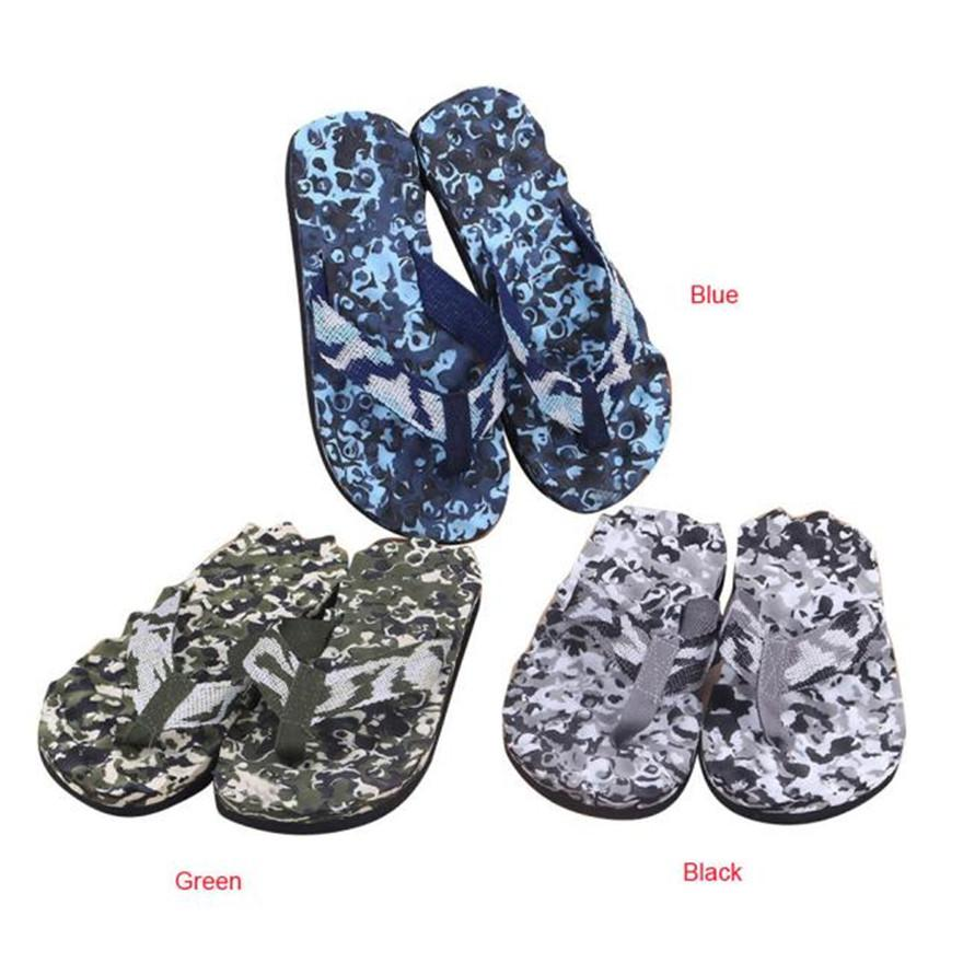 929f2d49f2db8b Men Summer Camouflage Flip Flops Shoes Sandals Slipper Indoor   Outdoor Flip  Flops Sapato Masculino Calzado Hombre Terlik T Red Shoes Moon Boots From  Juiccy ...