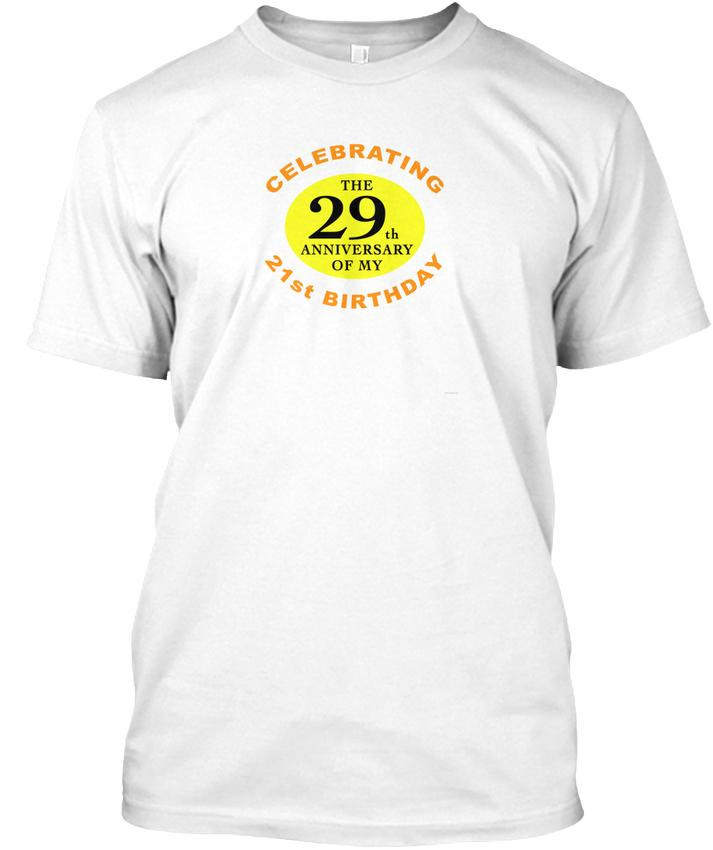 Mens Designer T Shirts Shirt Funny 50th Birthday Anniversary Popular Tagless Tee Hilarious From Discount6 994