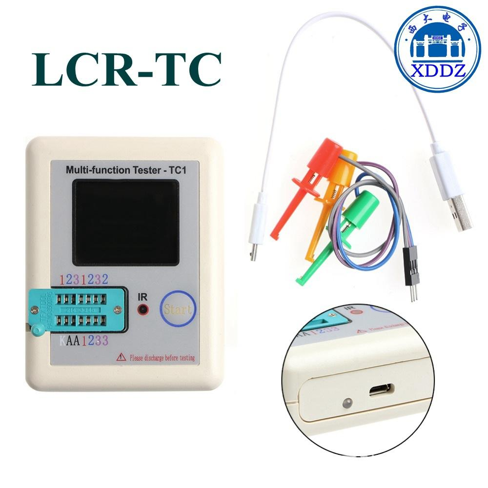 2019 lcr tc1 transistor tester lcr tc full color screen graphic2019 lcr tc1 transistor tester lcr tc full color screen graphic display finished product from huangchenxi20151112, $33 97 dhgate com