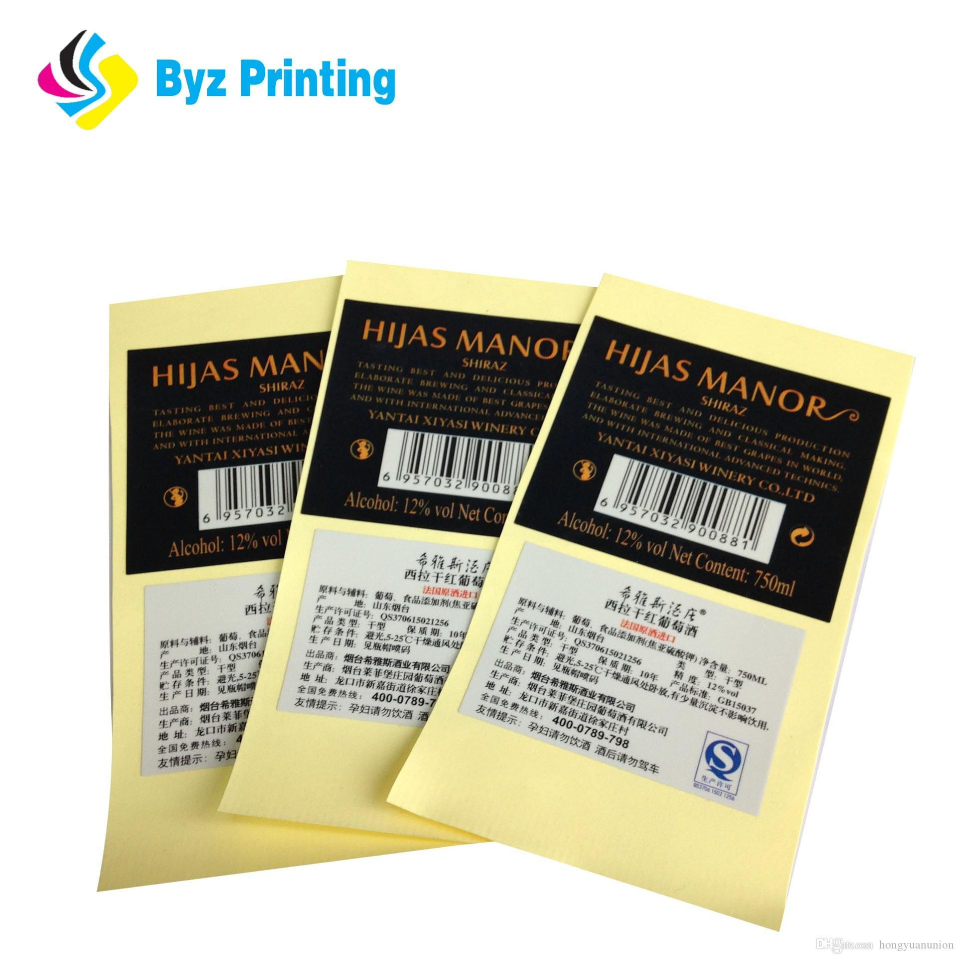 2019 custom self adhesive paper barcode label barcode stickers for sale from hongyuanunion 0 04 dhgate com