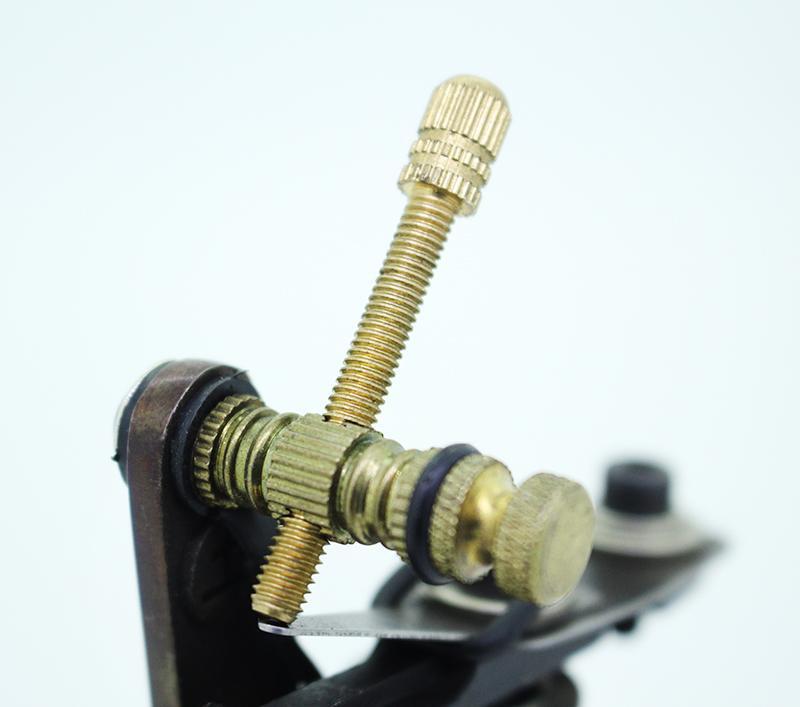 1PCS Премиум Handmade медь машина татуировки высокого качества катушки машина татуировки для Liner Shader Gun Body Art Макияж Инструмент