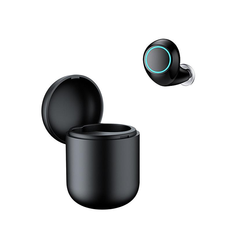 76305032133 Sanag Ip67 Waterproof I3 Bluetooth Headset With Charging Bin Mini Sports  Wireless In Ear Small Single Ear Driving Earp Best On Ear Headphones Cool  ...