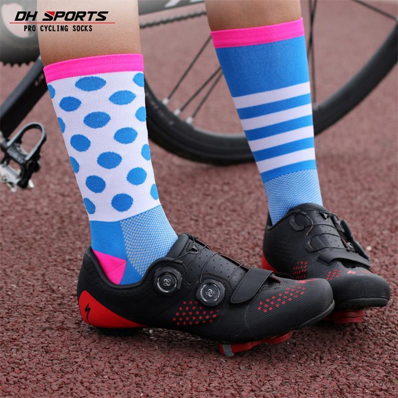 9811db9e2a1 DH SPORTS Sport Socks Cycling Socks Men Women Outdoor Brand ...