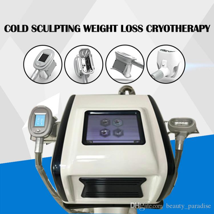 CE approved Portable Vacuum Cryolipolysis Slimming Cool Shaping Machine Freeze your fat body sculpting machine Cryolipolysis therapy