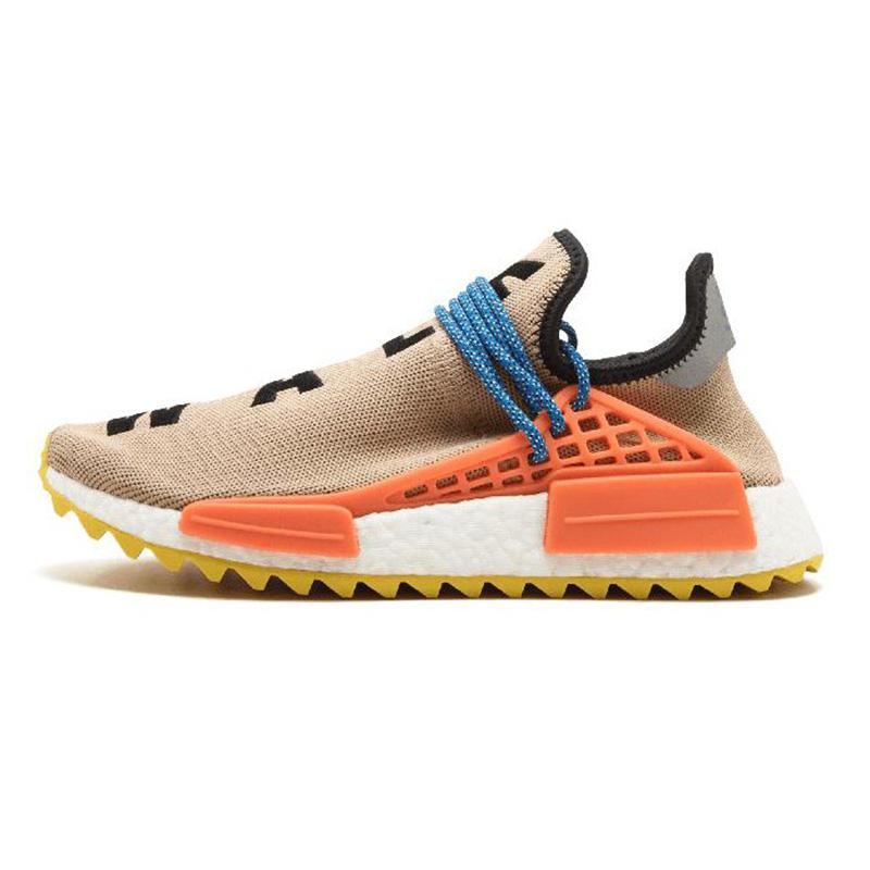 2b353abb5f87e 2019 Big Size 36 47 NMD Human Race Trail Running Shoes Pharrell ...
