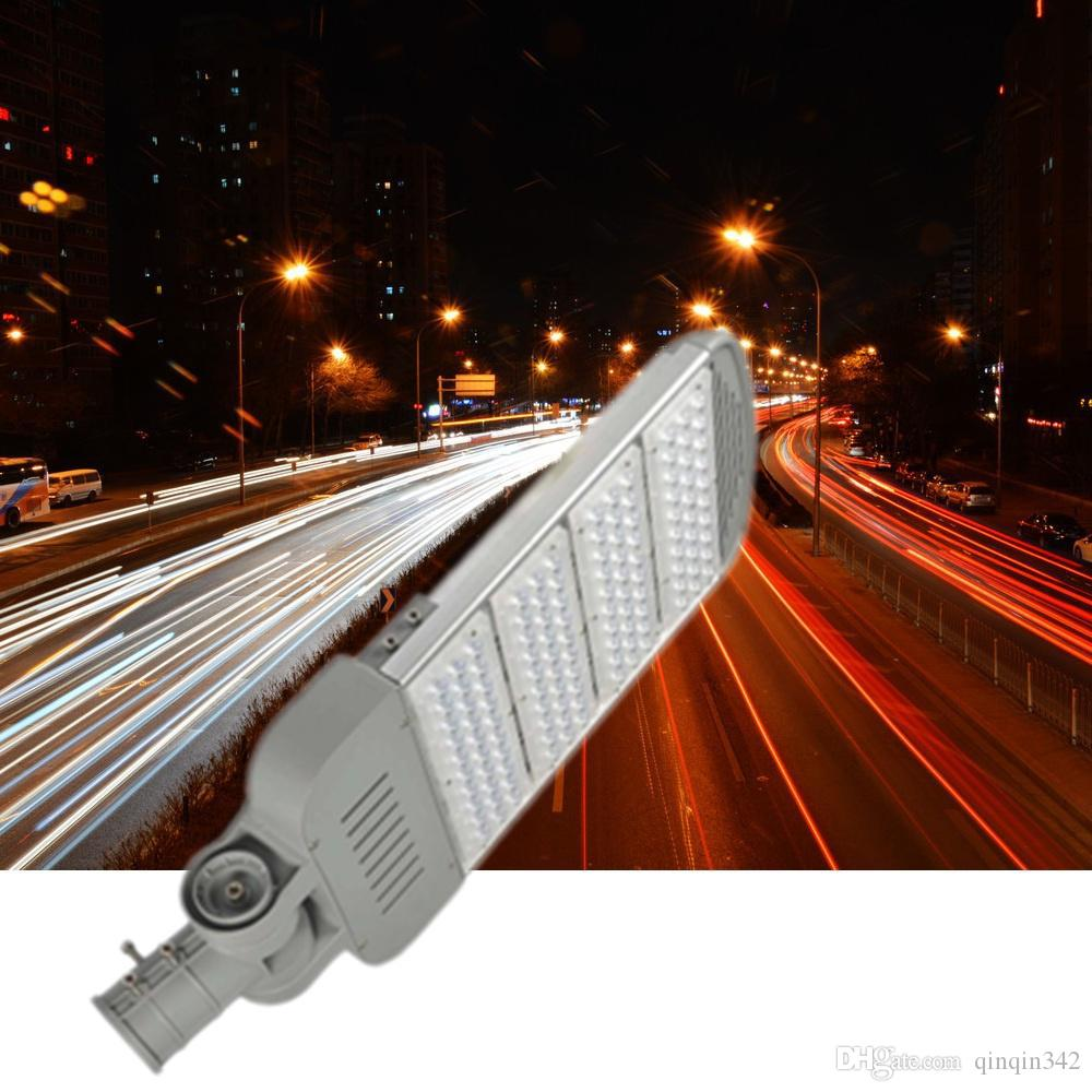 DHL 2019 Outdoor lighting high-pole led steet light 80W 100W 120W 150W 200W 250W led road lighting pick arm lights street lights waterproof