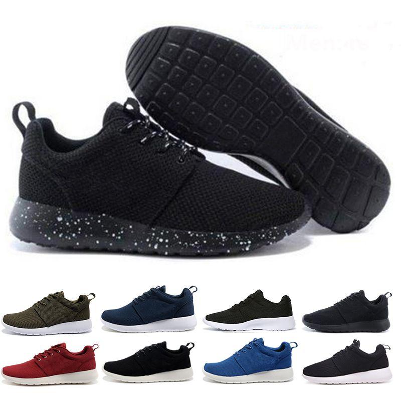 Scarpa Nike London Da Tanjun Corsa Mens Running Bianco Nero Scarpe rgxRC5wrq