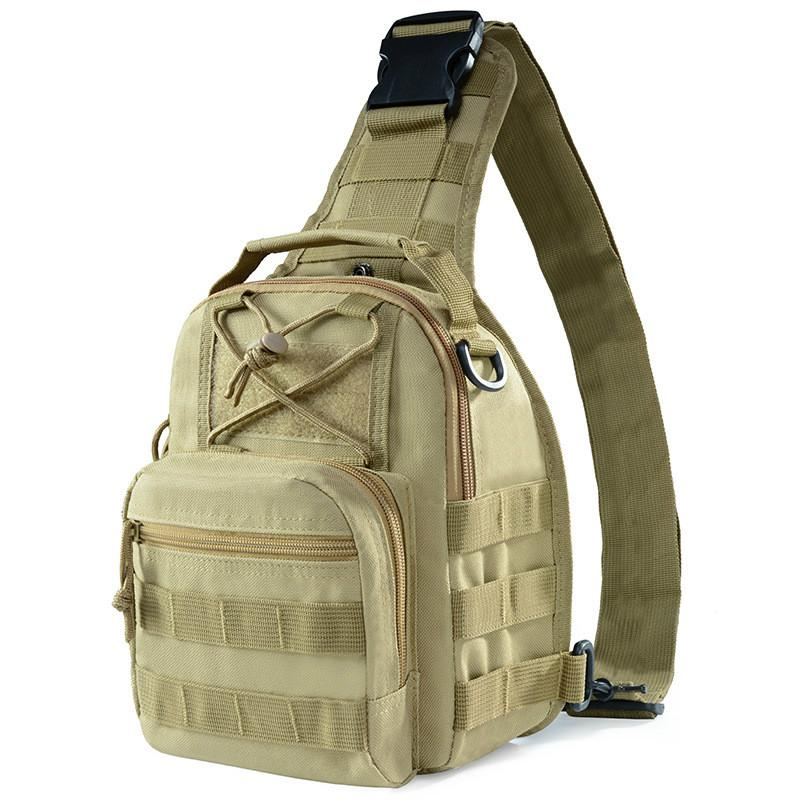 2018 Men S Army Fan Bag Waterproof Travel Hiking Bicycle Chest Bag Tactical  Chest Casual Oxford Cloth Waist Bags Cool Fanny Packs From Murie eb5848f39a88b