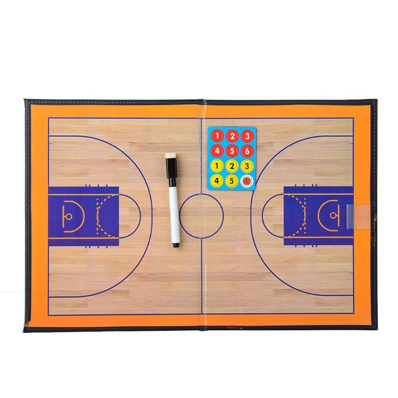 2019 Professional Basketball Strategy Board Tactics Board Basketball  Coaching Board Luxury Version Of Football Tactics Teaching From Blacktiger 7935e4c23d927