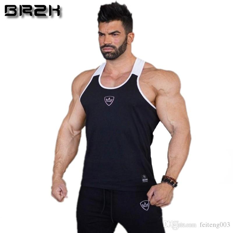 21b4eeffb 2019 BeLegend 2019 New Fitness Men Tank Top Mens Bodybuilding Stringers  Tank Tops Singlet Brand Clothing #354167 From Feiteng003, $25.99 |  DHgate.Com