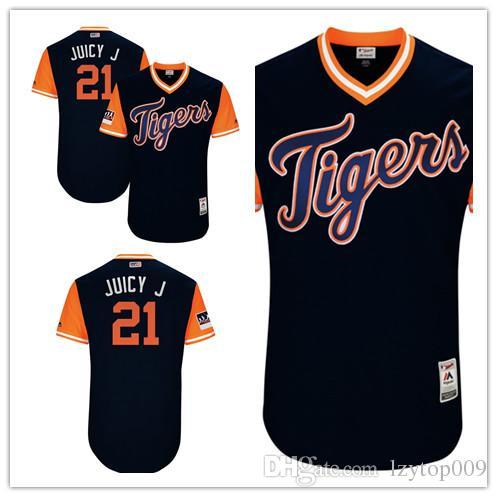 164757c41 Men's Tigers 21 Jacoby Jones