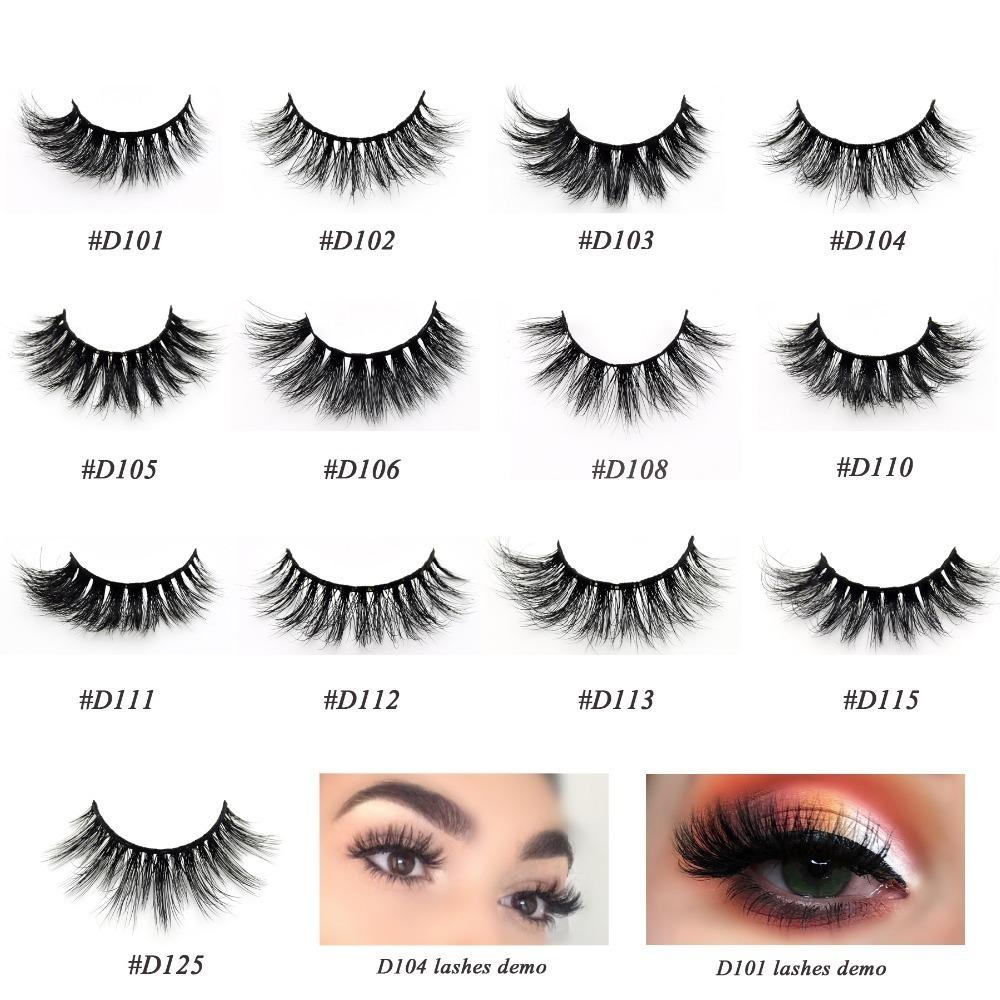 a22139e1c0d 2019 Visofree 3D Mink Lashes Eyelash Extension 100% Handmade Thick Volume Long  False Lash Makeup Giltter Packing D110 C18122701 From Shen8416, ...